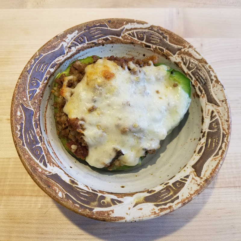 Carl's Keto Stuffed Peppiz